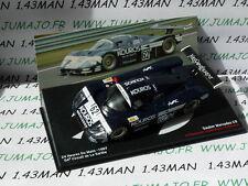 1/43 IXO Altaya Passion vitesse GT : Sauber Mercedes C9 24 Heures Mans 1987