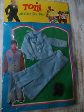 Vintage - Mod German Toni By Alme - Fashion Outfit Gary Doll Ken Clone 11,5 ""