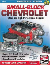 How To Rebuild Chevy V8 Motor Buch 600 Fotos 400 350 327 307 305 283 1955-1994