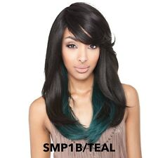 ISIS Brown Sugar Human Hair Style Mix Wig BS110 Natural Texture