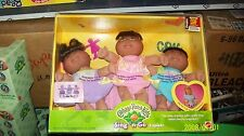 Cabbage Patch Kids Boxed SINGING TRIPLETS A/A