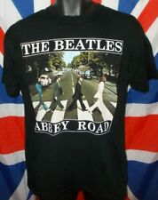 The Beatles Abbey Road Official Apple T-Shirt (L)