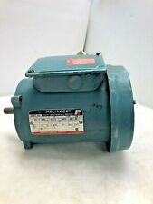 Reliance Electric Motor 1/2 hp 1725 rpm 208 230 460 v. 3 ph P56H5069T-Yt perfect