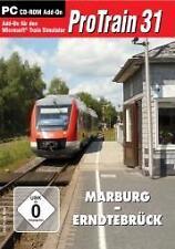 PRO TRAIN 31 MARBURG ERNDTEBRÜCK Train simulator *NEU