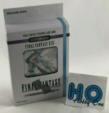 Final Fantasy XIII - Trading Card Game - Version French - New