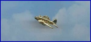 C-46 Pin Commando Aircraft Airplane Plane 99's Aviator Pin Made in USA