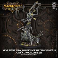 Warmachine Cryx Mortenebra, Numen of Necrogenesis PIP34135 New