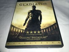 """Gladiator Dvd """"Preowned """", Russell Crowe"""