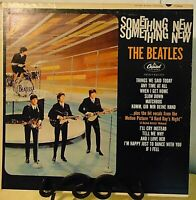 The Beatles -Something New- 1964 Capitol Records #T-2108 Mono Rock Vinyl LP