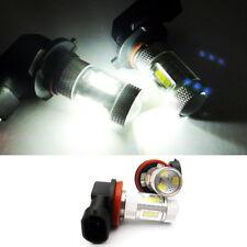 2x SAMSUNG 15 SMD LED H11 H8 for CHEVROLET Projector Fog Light Bulb Xenon White
