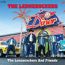 The Lennerockers : The Lennerockers and Friends CD 2 discs (2017) ***NEW***