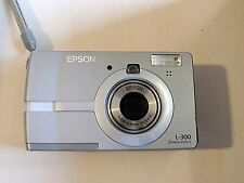 Epson L-300 Digital Compact Camera