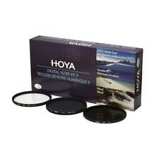Hoya Digital Filtre 52mm Kit 3 Filtre UV(C) + Pl + NDx8