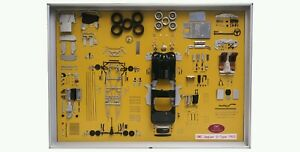 1/18 CMC Model Art, CMC Jaguar C-Type parts display board CMC A-016 LE 300 Stück
