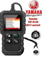 Yamaha  YZF-R125 MT-125 2017-onwards FI OBD fault code scanner diagnostic tool