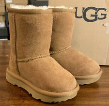 UGG TODDLER CLASSIC II SIZE 6 CHESTNUT 1017703T TODDLER BOOTS AUTHENTIC NEW