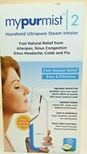mypurmist 2 Handheld Ultrapure Steam Inhaler Easy plug-in Version Handheld