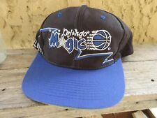 Casquette ORLANDO MAGIC Logo 7 Seven vintage NBA Basket années 90 cap collection