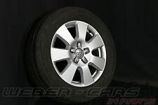 Org audi q7 4l rueda de repuesto alufelge los neumáticos de invierno 235 60 r18 pulgadas aluminio 4l0601025af