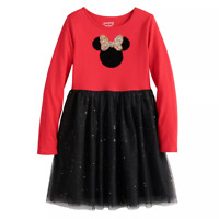 Disney's Minnie Mouse Girls Tutu Dress by Jumping Beans, Size 4, Retail $32.00