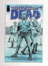 The Walking Dead #42 2007 Kirkman Adlard Rathburn VF