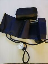MEDLINE LARGE ADULT CUFF SPHYGMOMANOMETER USED WITH CASE