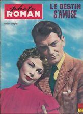 Photo Roman N° 1/1960 - Julietta, Dany Robin Jeanne Moreau Jean Marais