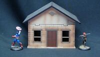 TTCombat - Wild West Scenics - WWS033 - Town House, Great for Malifaux