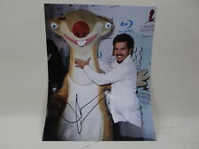 ICE AGE SID John Leguizamo Signed 11x14 Photo #5
