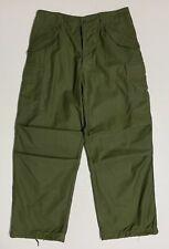 New ListingOriginal 1976 Dated M65 6 Pocket Og-107 Field Trousers, Medium Regular Unwashed