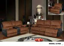 Living Room Leather Modern Sofas