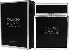 Calvin Klein MAN Eau De Toilette Spray 100ml New And Sealed