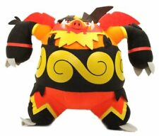 "Pokemon Best Wishes Black And White Dx Plush - 47340 - 9"" Enbuoh/Emboar"