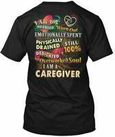 Proud Caregiver Gildan Tee T-Shirt Gildan Tee T-Shirt