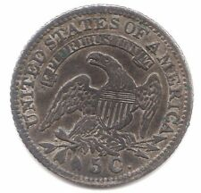 1829 U.S.A.Liberty Capped Half Dime | Pennies2Pounds