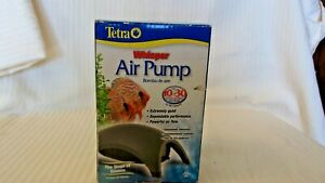 Tetra Whisper Air Pump for 10 - 30 gallon Tanks, BNOS