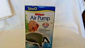 Tetra Whisper Air Pump for 10 - 30 gallon Tanks, BNOS