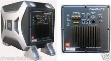 JBL BASS PRO 2 SUB WOOFER DA AUTO AMPLIFICATO CON 100 WATT RMS  x 4 ***Nuovo**
