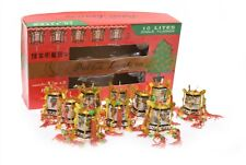 Vintage 1950's Christmas Lights Moon Brand Chinese Palace Lanterns - No lights