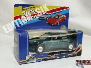 Welly 1/32 VOLKSWAGEN VW CORRADO Green replica car model diecast NEW pull back