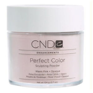 CND - Perfect Color Powder - Warm Pink - Opaque 3.7 oz For Ombre On Sale!
