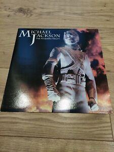 """Michael Jackson Acapella Album 12"""" vinyl LP record rare promo promotional"""
