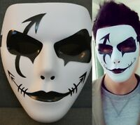 Halloween Fasching Karneval Maske Kostüm horror Clown Party Gruselige Bad Clown