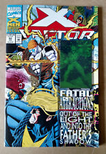 X-FACTOR #92 HAVOC HOLOGRAM COVER 1ST PRINT MARVEL COMICS (1993) X-MEN