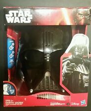 Disney Star Wars The Empire Strikes Back Darth Vader Voice Changer Helmet 5z
