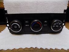HVAC Control Panel ACDelco GM Original Equipment 15-74002 Silverado 20787117 OEM