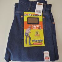 Rigid Wrangler Cowboy Cut 13MWZ Original Fit Jeans Men's - Rigid Indigo