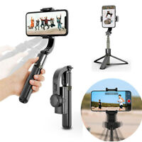 Wireless Bluetooth Handheld Gimbal Stabilizer Anti-shake For phone Stabilizer