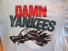 Vintage Original DAMN YANKEES 1990 Concert Shirt Large True Vintage Rare Shirt