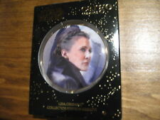 Star Wars Leia Organa Compact Mirror Cargo Cosmetics Collector Limited Edition